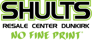 Shults Resale Dunkirk Logo - w-Trademark